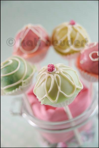 Vintage Cakepops