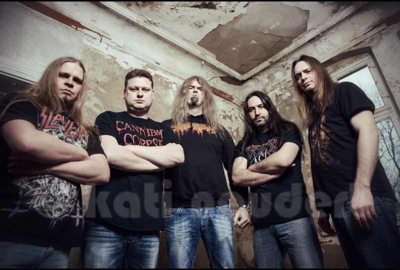 "Shooting zum neuen ""Defloration""-Album"